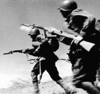 Soviet Troops