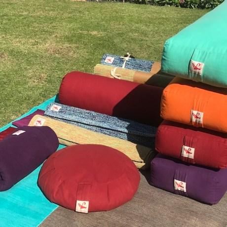 Eco yoga accessories for UAE