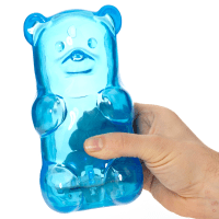 Blue Gummy Bear Candy
