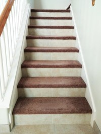 Ceramic Tile Stairs | Flamingo Tile Inc.