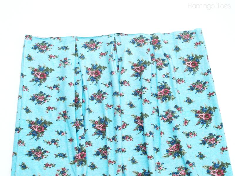 Knit Sundress Skirt