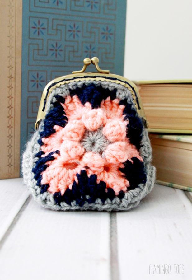 Crochet-Hexagon-Coin-Purse-Pattern