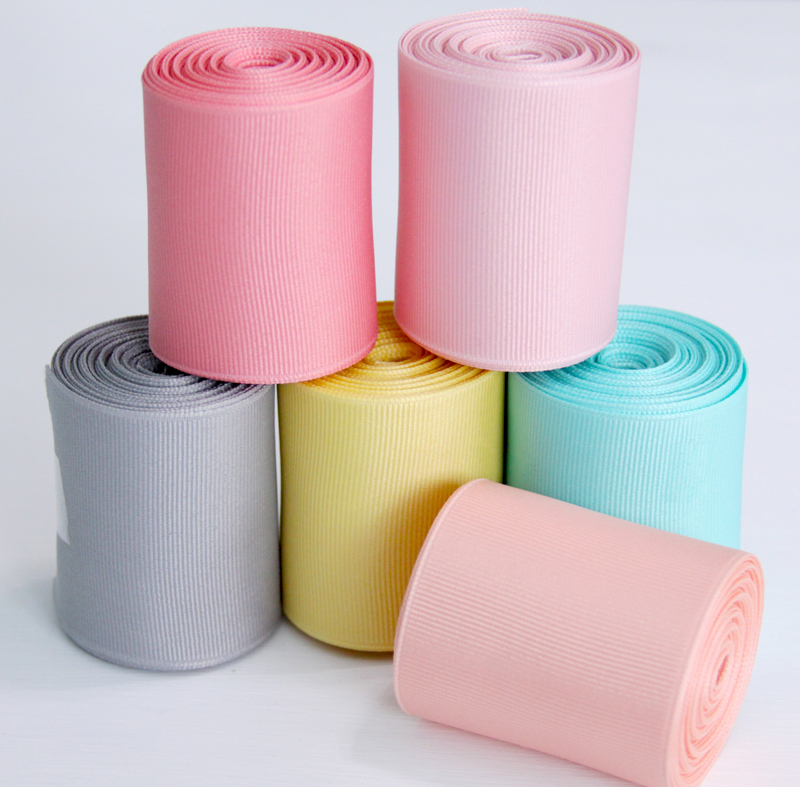Colorful Spring Ribbons