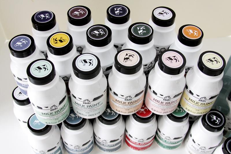 Milk Paint Colors