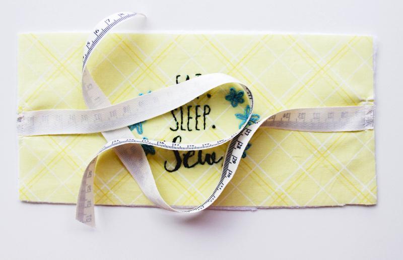 Ribbons for Mason Jar Sleeve