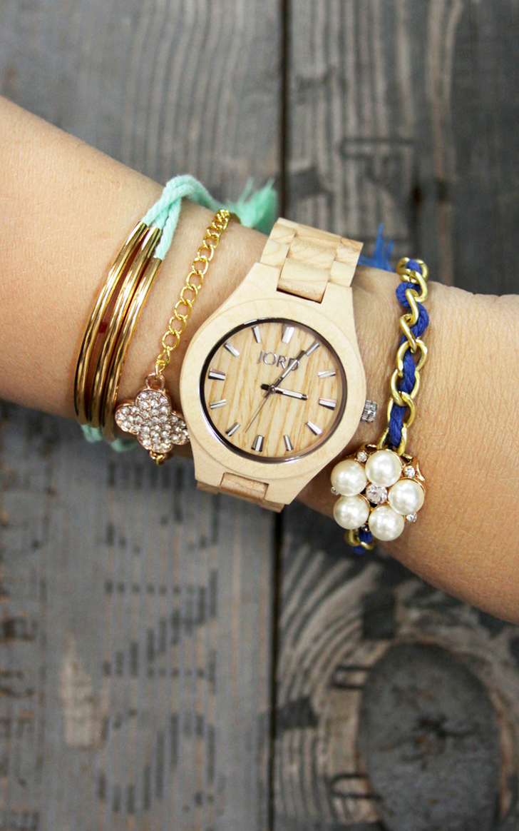 Pretty Summer Layered Jewelry