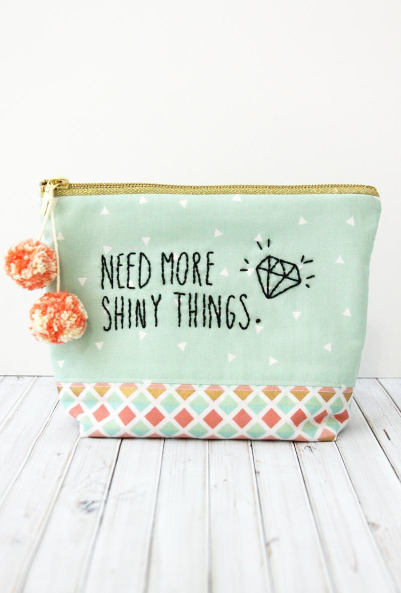 Need More Shiny Things Bag