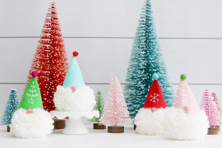 pom-pom-and-felt-gnomes