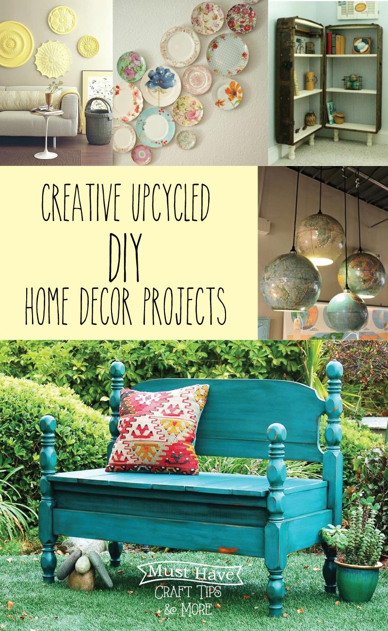 Creative Diy Ideas Home Decor
