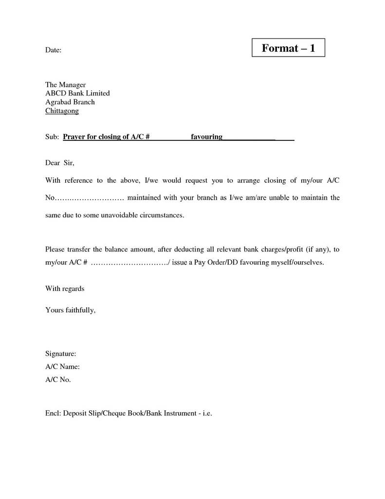 Bank Account Closing Letter Format After Death : account, closing, letter, format, after, death, Account, Closing, Letter, Format, After, Death, Hindi, Download, Online, Scribd.