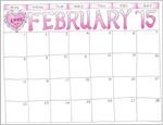 Free Scrapbooking Calendars