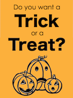 free printable tracts to pass out at halloween - others styles available, too.