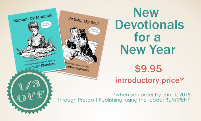 New Devotionals for a New Year