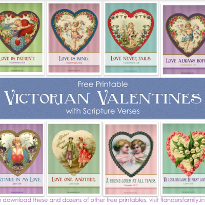 Free Printable Cards for Valentine's Day