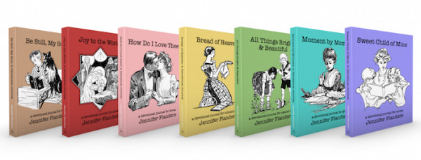 Devotional Journals for All Ages and Stages
