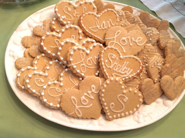 Quick, No-Crumble Sugar Cookies -- and they taste as good as they look!