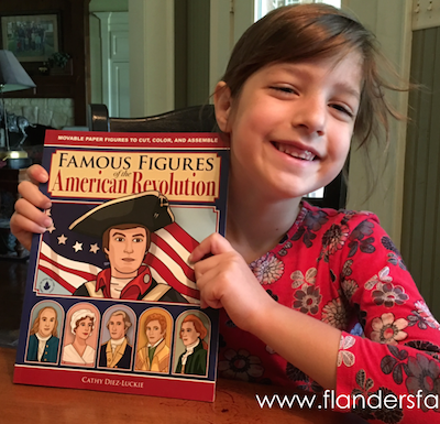 Famous Figures of History (Timberdoodle Review)