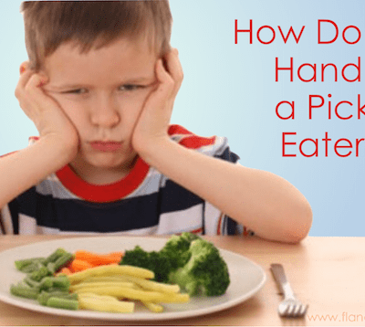 How Do You Handle Picky Eaters?