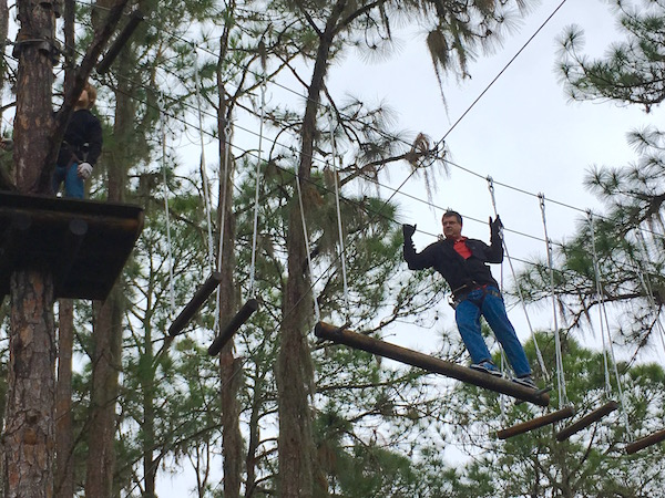 TreeUmph Adventure Course
