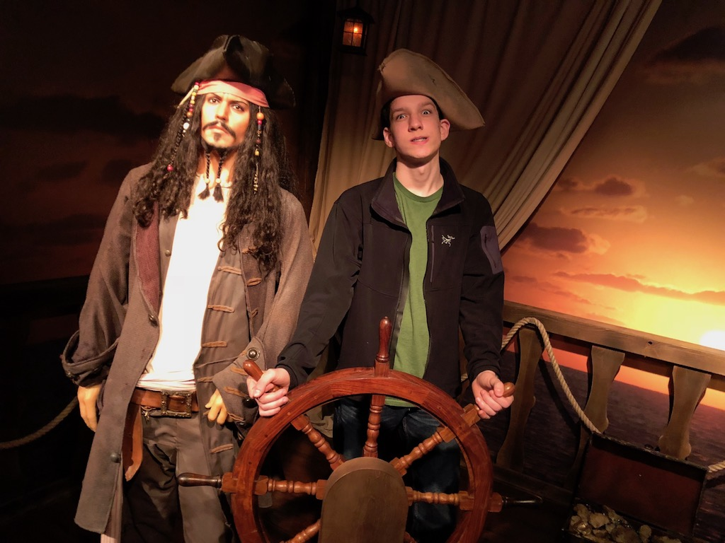 Hollywood Wax Museum in Branson, Missouri