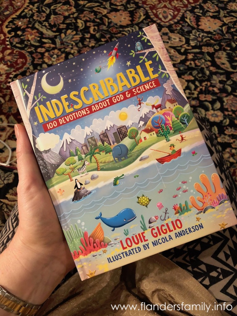 Indescribable: 100 Devotions about God and Science (Review)
