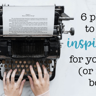 Q&A: I Want to Write a Book. How Do I Start?
