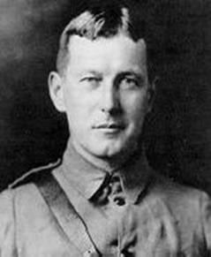 Lieutenant Colonel John McCrae
