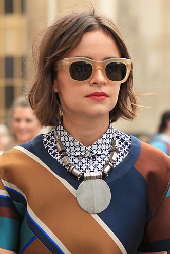 Hair Crush Miroslava Duma Flare