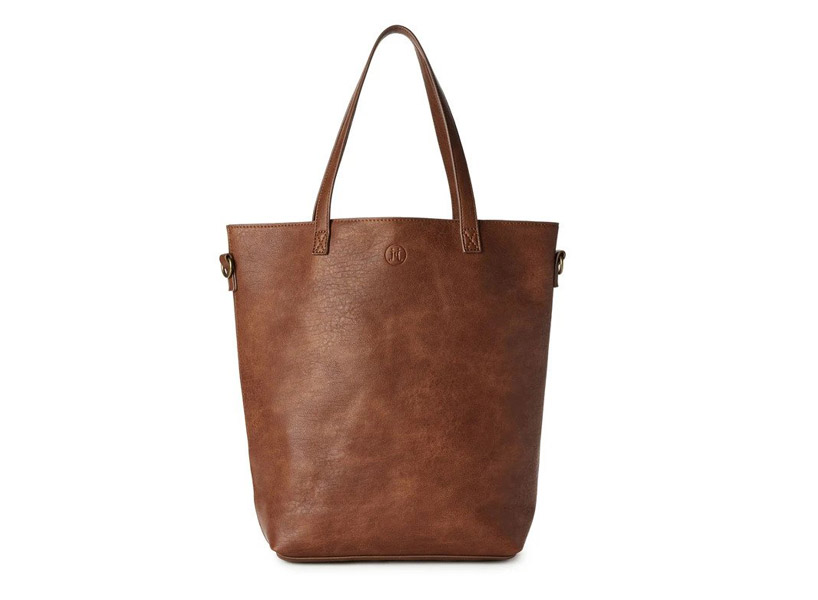 what is vegan leather made of