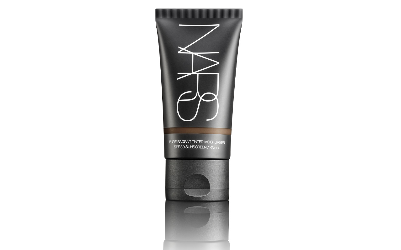 the best tinted moisturizers: NARS Pure Radiant Tinted Moisturizer