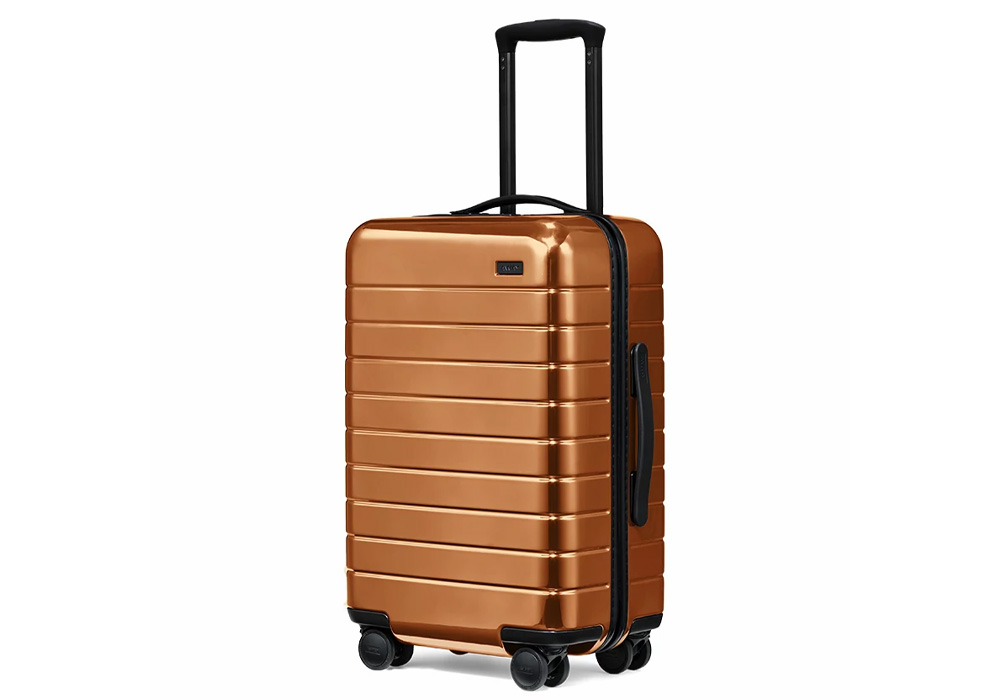 editors favourite products: away luggage