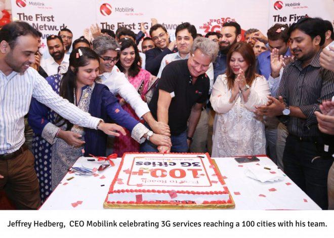 Mobilink 100 Cities