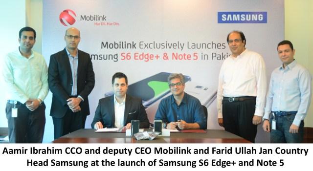 Mobilink Samsung