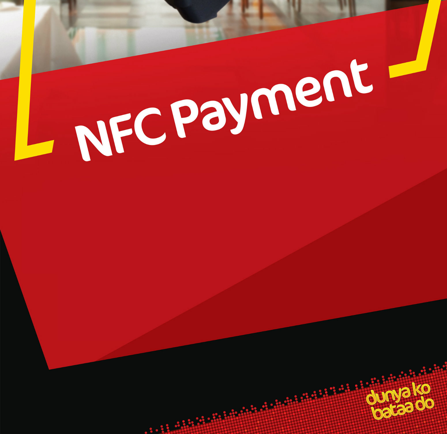 JazzCash Launches NFC Payments | Flare