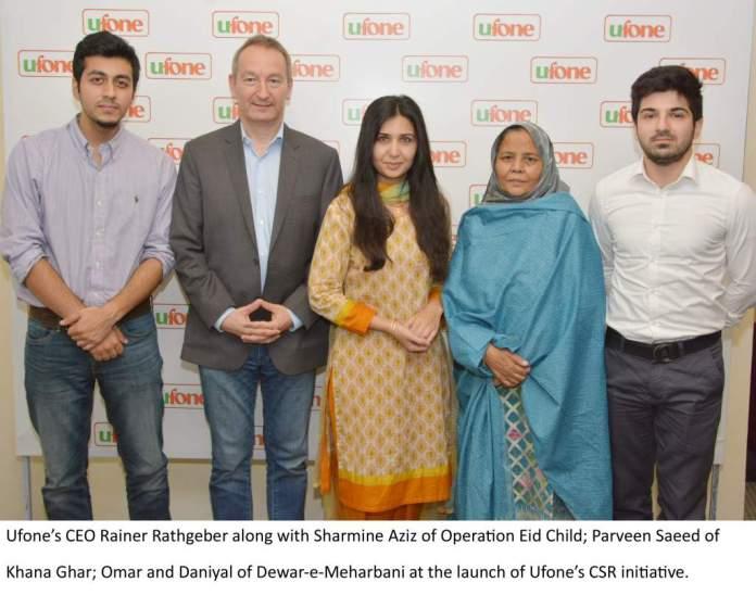 Ufone Ramzan Campaign