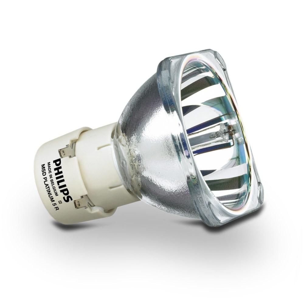 medium resolution of philips msd platinum 5r lamp