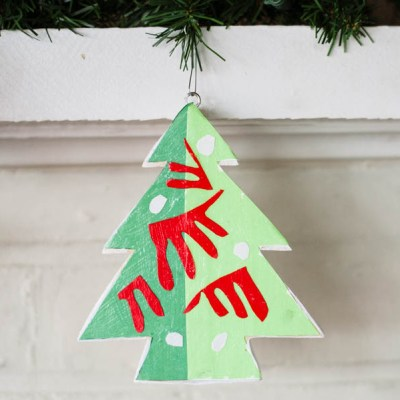 Henri's Scissors: How to Make A Matisse Ornament