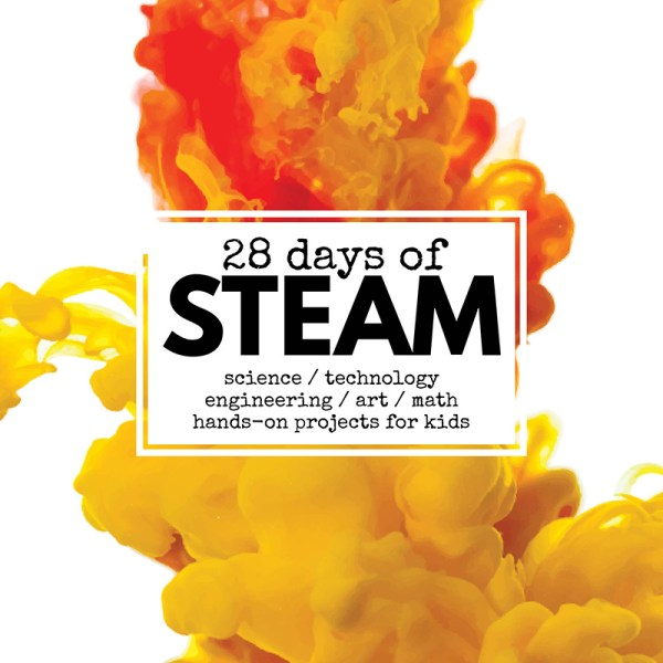 28 Days of Steam Activities for Kids