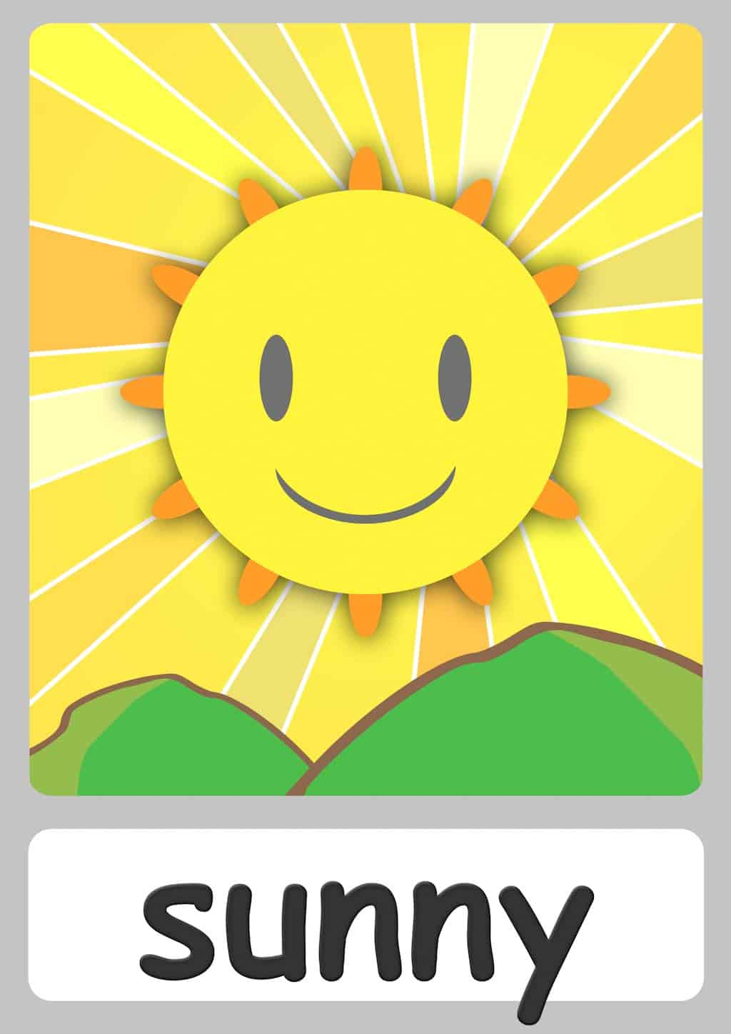 weather flashcards teach the weather free flashcards