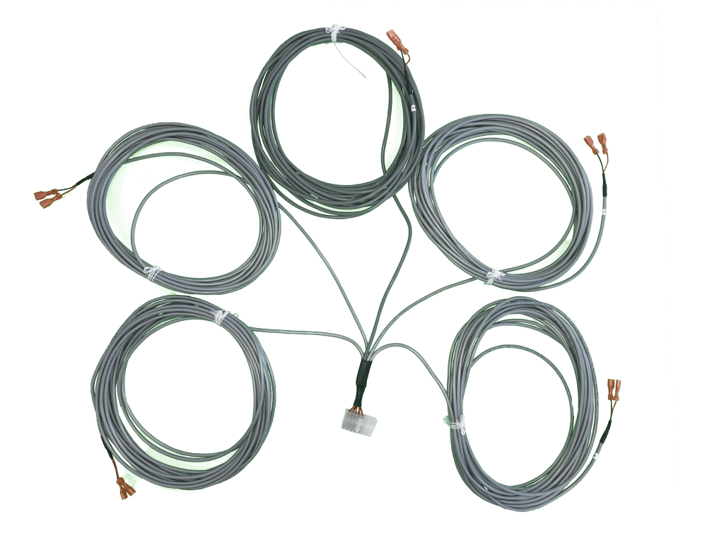 25 5 Pair Limit Switch Cable