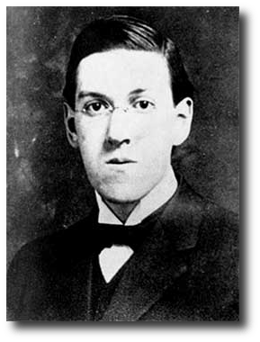 H.P. Lovecraft. Artwork: This photo is in the public domain.