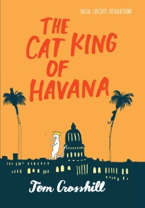Tom Crosshill Cat King cover