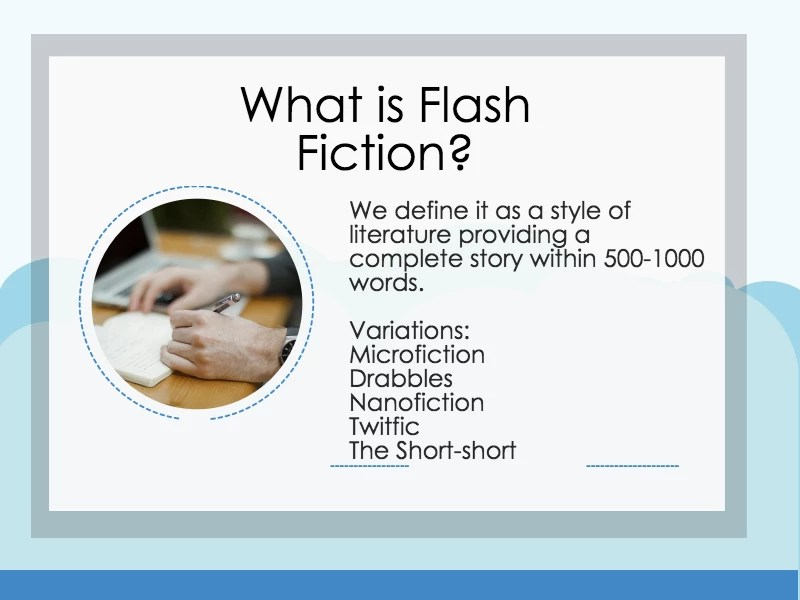 What is flash fiction?