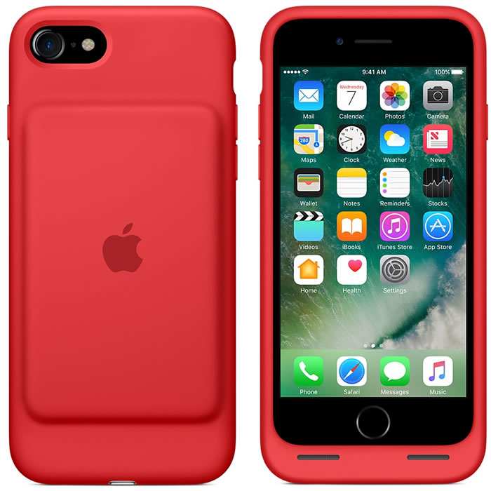 Smart-Battery-Case-iPhone-7-red