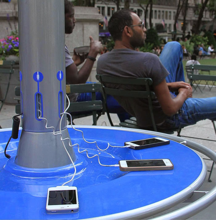 Public-Phone-Chargers