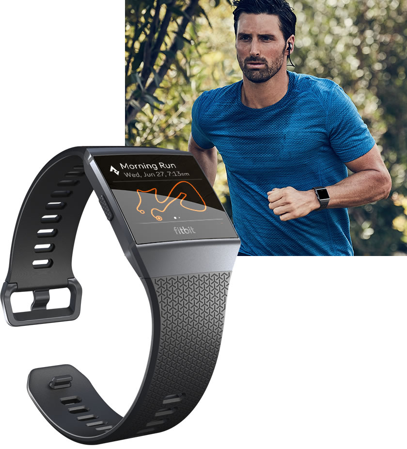 how to turn on bluetooth on fitbit ionic