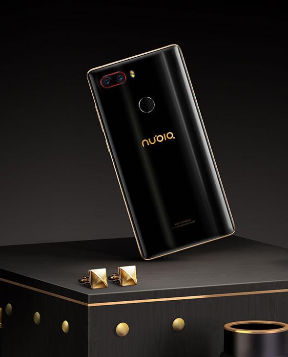 Nubia-Z17S-Black