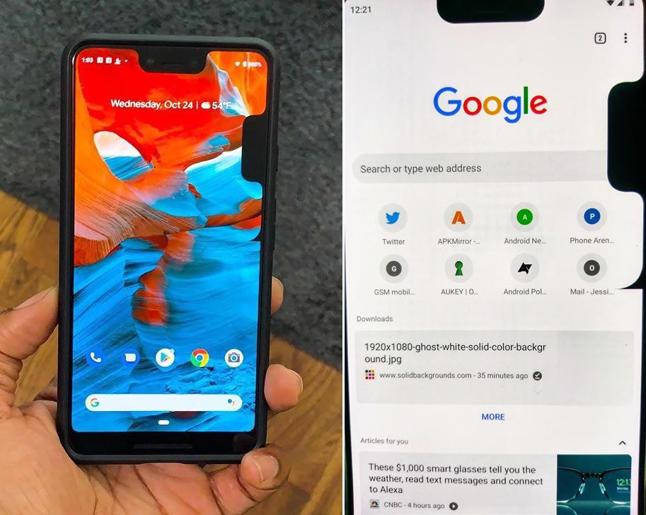 Google Pixel 3 XL มี Bug ที่ทำให้เกิดรอยบาก ปรากฏขึ้นมาที่