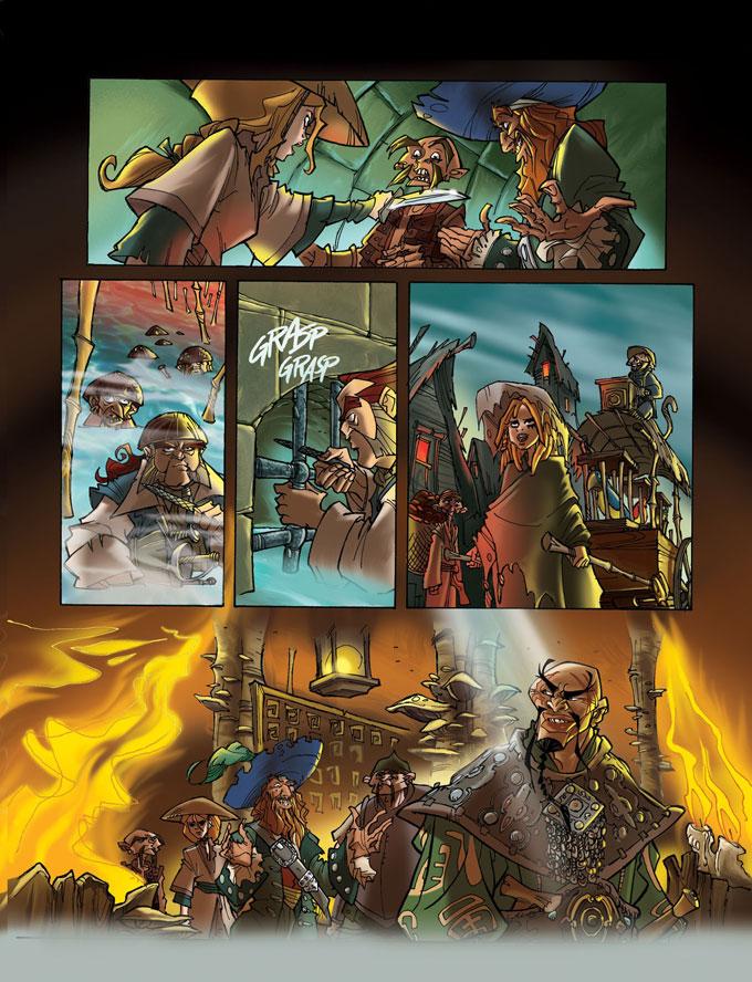 Pirati  Le opere  Flashfumetto