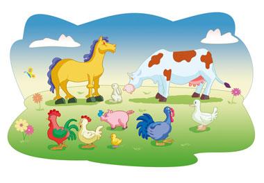 Animali fattoria  Le opere  Flashfumetto